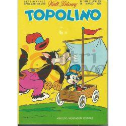 Topolino libretto 1061    Mondadori Vintage