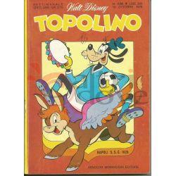 Topolino libretto 1089    Mondadori Vintage
