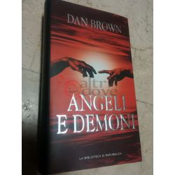 Angeli e Demoni  BROWN Dan   Repubblica Thriller