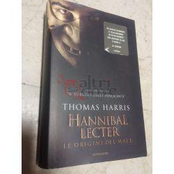 Hannibal Lecter - Le origini del male  HARRIS Thomas   Mondadori Thriller