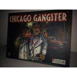 Chicago Gangster     Startelibri Boardgame