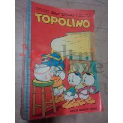 Topolino libretto 267    Mondadori Italiani