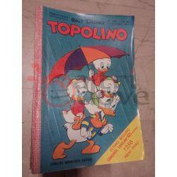 Topolino libretto 268    Mondadori Italiani