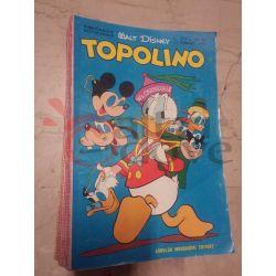 Topolino libretto 272    Mondadori Italiani