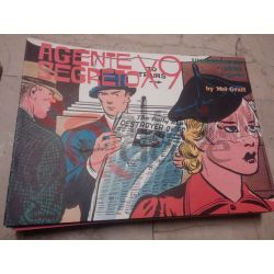 Agente Segreto X-9 11 GRAFF Mel  Yellow Kid Comic Art Vintage