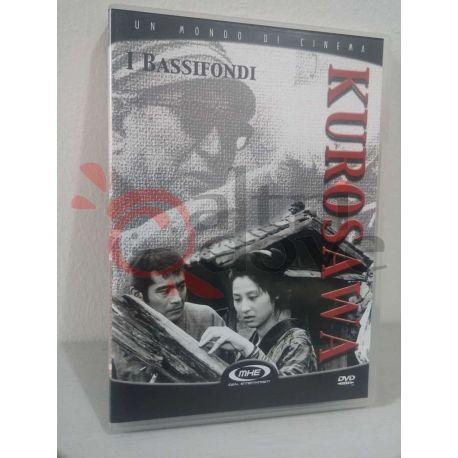 I Bassifondi  KUROSAWA Akira   Mondo DVD