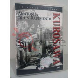 Anatomia di un Rapimento  KUROSAWA Akira   Mondo DVD