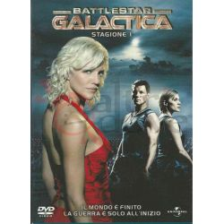Battlestar Galactica prima Stagione 1    Universal Pictures DVD