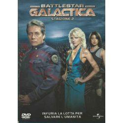 Battlestar Galactica seconda Stagione 2    Universal Pictures DVD