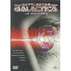 Battlestar Galactica La Miniserie     Universal Pictures DVD