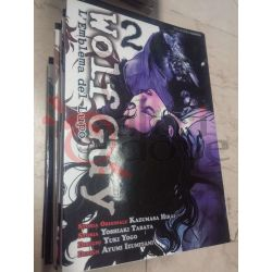 Wolf Guy – L'emblema del lupo 2 TABATA Yoshiaki YOGO Yuki  J-pop Giapponesi