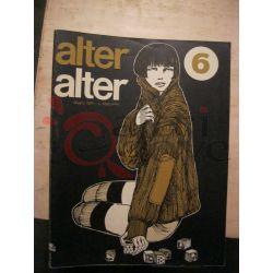 Alter Alter A.1977 n.6 AA.VARI   Milano libri edizioni Italiani