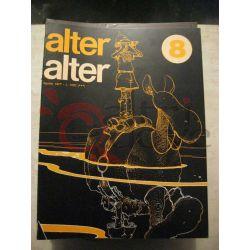 Alter Alter A.1977 n.8 AA.VARI   Milano libri edizioni Italiani