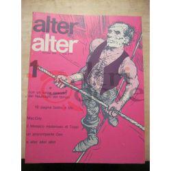 Alter Alter A.1978 n.1 AA.VARI   Milano libri edizioni Italiani