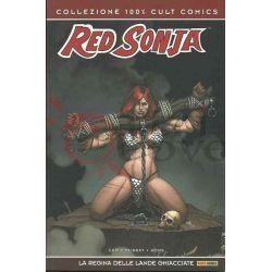 Red Sonja Contro Thulsa Doom 21  CONRAD Will Collezione 100% Cult Comics Panini Comics Americani