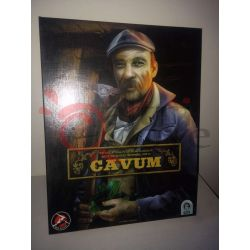 Cavum    QWG Red Glove Boardgame