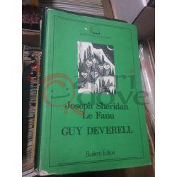 Guy Deverell  LE FANU Joseph Sheridan   Bariletti Editori Romanzo