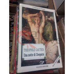Una notte di Cleopatra  GAUTIER Theophile   Viviani Editore Romanzo