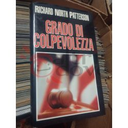 Grado di colpevolezza  PATTERSON Richard North   Sperling & Kupfer Thriller