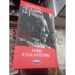 Uomo e Galantuomo    il grande teatro di Eduardo De Filippo Fabbri Editori Vintage