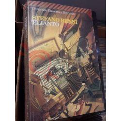 Elianto 1493 BENNI Stefano  Universale Economica Feltrinelli Giangiacomo Feltrinelli Editore Milano Avventura