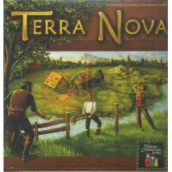 Terra Nova     Venice Connection Italia S.R.L. Boardgame