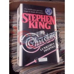 Christine la macchina infernale 393 KING Stephen  Sperling paperback Sperling & Kupfer Horror