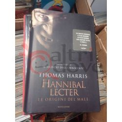 Hannibal Lecter  HARRIS Thomas  Omnibus Mondadori Horror