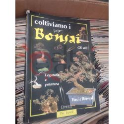 Coltiviamo i Bonsai     Demetra S.r.l. Saggio