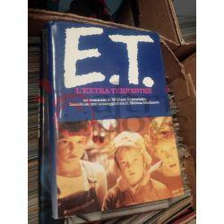 E.T. l'extraterrestre  KOTZWINKLE William   CDE Spa Avventura