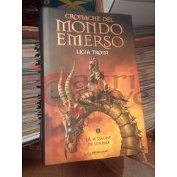 Cronache del Mondo emerso – la missione di Sennar 2 TROISI Licia   Mondadori Fantasy