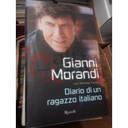 Diario di un ragazzo italiano  Morandi Gianni   RCS Libri Spa Avventura