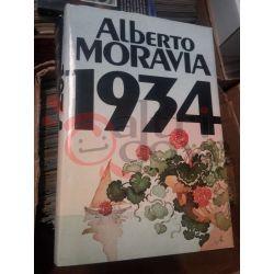 1934  MORAVIA Alberto   Club del Libro Thriller