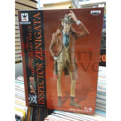 Inspector Zenigata    Master Stars Piece Banpresto Action Figure
