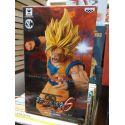 Super Saiyan 2 Son Gokou – posizione d'attacco (Scultures BIG)    Banpresto Figure Colosseum 6 Banpresto Action Figure