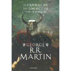 Le Cronache Del Ghiaccio E Del Fuoco Vol. 1 1- 4 MARTIN George R.R.  Il Trono di Spade Mondadori Fantasy