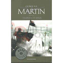 Tempesta Di Spade 5 MARTIN George R.R.  Il Trono di Spade Mondadori Fantasy