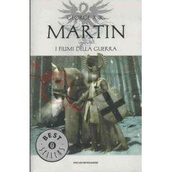 I Fiumi Della Guerra 6 MARTIN George R.R.  Il Trono di Spade Mondadori Fantasy