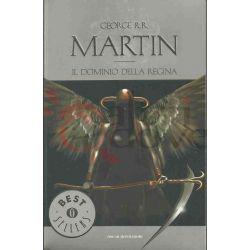 Il Dominio Della Regina 8 MARTIN George R.R.  Il Trono di Spade Mondadori Fantasy
