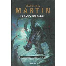 La Danza Dei Draghi 12 MARTIN George R.R.  Il Trono di Spade Mondadori Fantasy