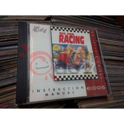 Big red racing DOS+WIN    Eidos Domark PC Videogame