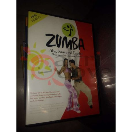 ZUMBA Abs, Buns and Thighs      DVD