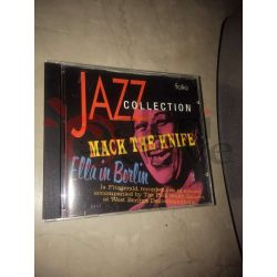 Jazz collection Mack the Knife Ella in Berlin      Compact Disc