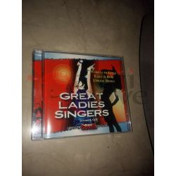 Greatest Ladies Singers by AMP      Compact Disc