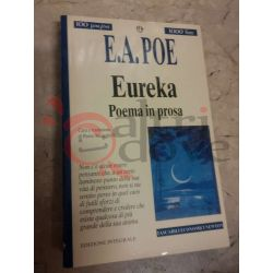 Eureka poema in posa 263 Edgar Allan Poe  100 pagine 1000 lire Newton Vintage