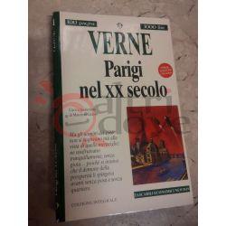 Parigi nel XX secolo 226 Verne Jules  100 pagine 1000 lire Newton Vintage