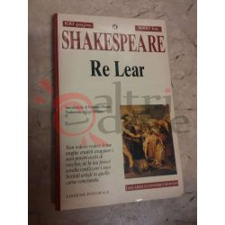 Re Lear 205 SHAKESPEARE William  100 pagine 1000 lire Newton Vintage