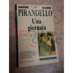 Una giornata 204 Pirandello  100 pagine 1000 lire Newton Vintage