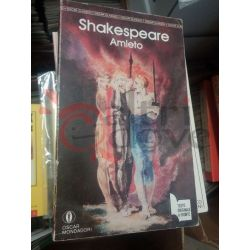 Amleto  SHAKESPEARE William  Oscar Mondadori Vintage