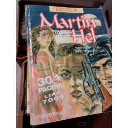 Martin hel  Robin Wood – Angel Fernandez  Raccolta Eura Editoriale Italiani